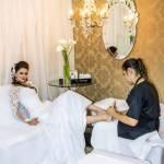 spa lounge massagem eventos