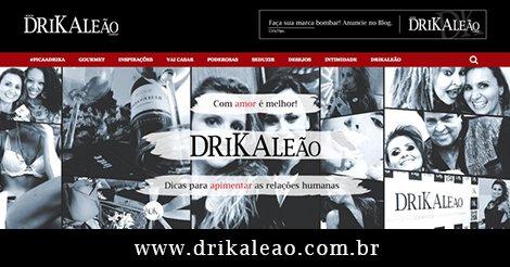 Blog Drika Leão