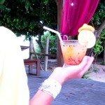 Um drink diretamente da Bahia, para apimentar a relação