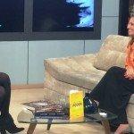 Look do dia: Lançamento e Entrevistas na TV